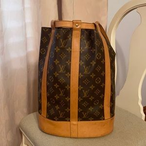 Louis Vuitton Randonee Bag